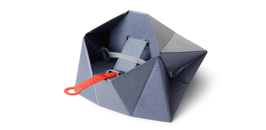 Bombol Foldable Pop-Up booster bottom