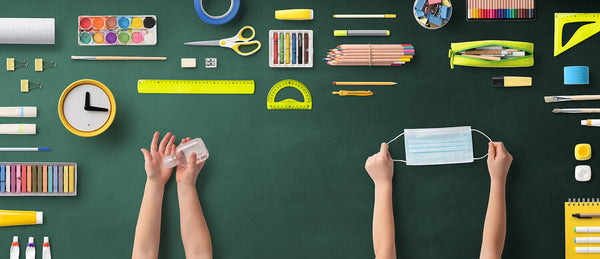 Post COVID stationery for school
