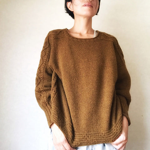 Machi by Reivive in Baby Yak Lace