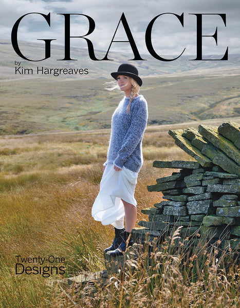 Grace by Kim Hargreaves - The Knitter's Yarn