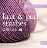 Erika Knight Knit & Purl Stitches