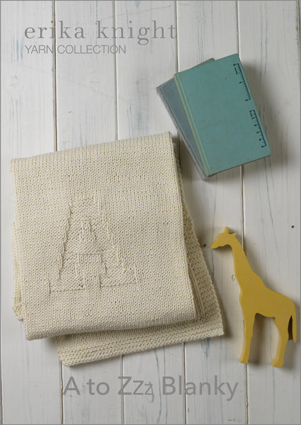 Baby Blanket Knitting Kit by Erika Knight - The Knitter's Yarn