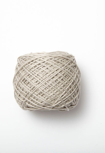 Beautiful eco-baby yarn by Debbie Bliss stocked by The Knitter's Yarn. Colour Mist.