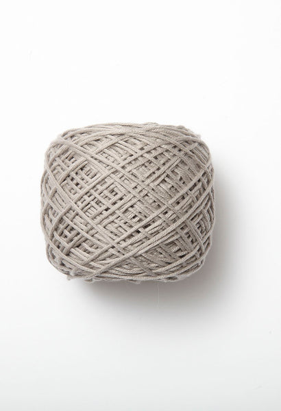 Beautiful eco-baby yarn by Debbie Bliss stocked by The Knitter's Yarn. Colour Stone.
