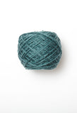 Erika Knight British Blue wool available from The Knitter's Yarn