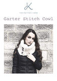 Garter Stitch Button Cowl - The Knitter's Yarn