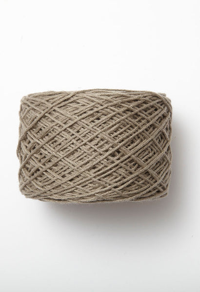 Rowan's Creative Linen is a 50:50 blend of linen and cotton and is a lovely summer yarn. Available from The Knitter's Yarn.