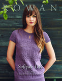 A collection of knitting designs in Rowan's Softyak DK.