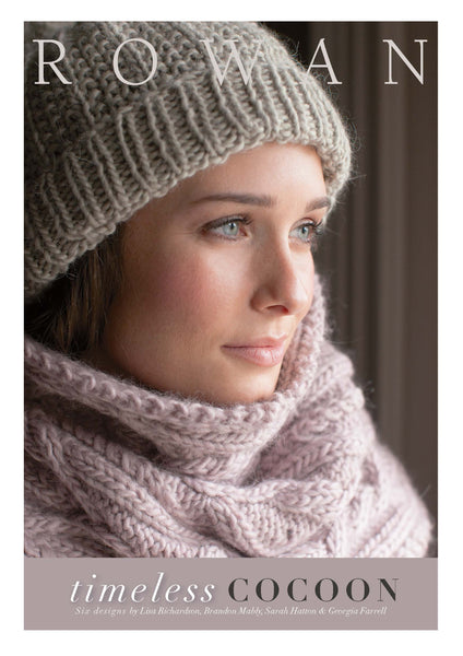 Rowan Timeless Cocoon - The Knitter's Yarn