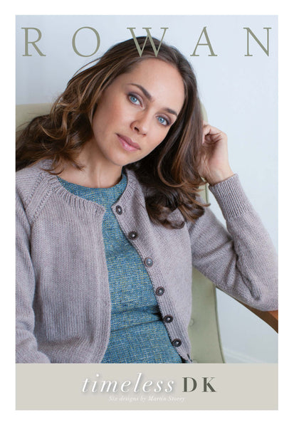 A collection of six classic designs by Martin Storey using Rowan's Alpaca Soft DK.