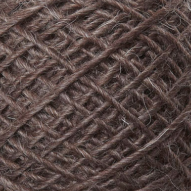 Suitable colour (brown) for the Kylie beanie knitting kit available from The Knitter's Yarn.