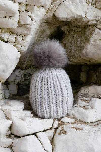 Egret Beanie - The Knitter's Yarn