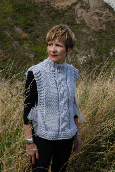 Whimbrel Cable Tabard
