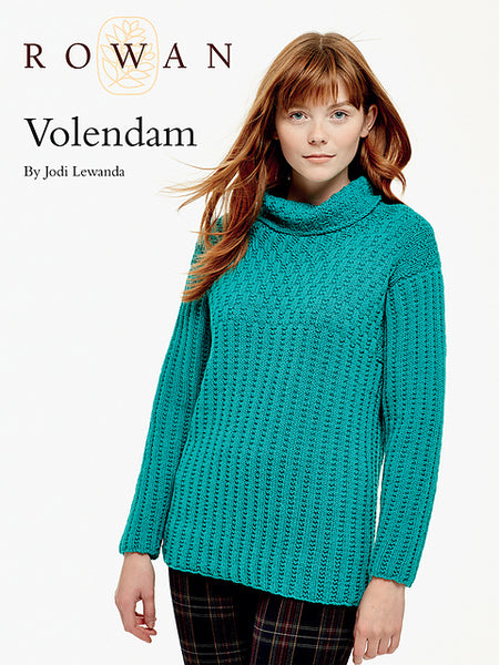 Rowan Volendum FREE PDF Download - The Knitter's Yarn