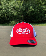 Red Uggly&Co Truckers cap