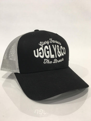 Silver and Black Uggly&Co
