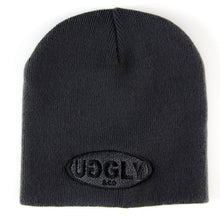 Grey Uggly&Co Beanie
