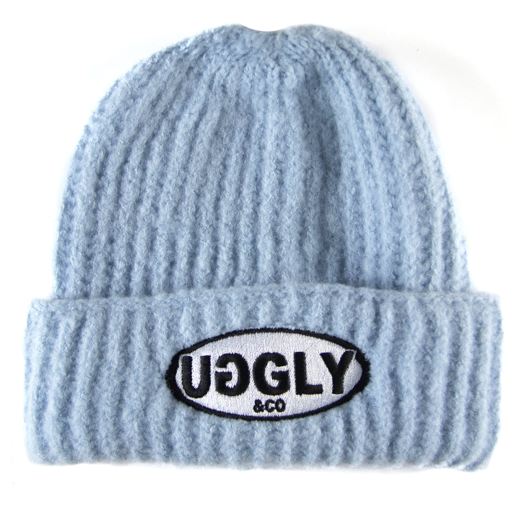 Blue Uggly&Co Beanie