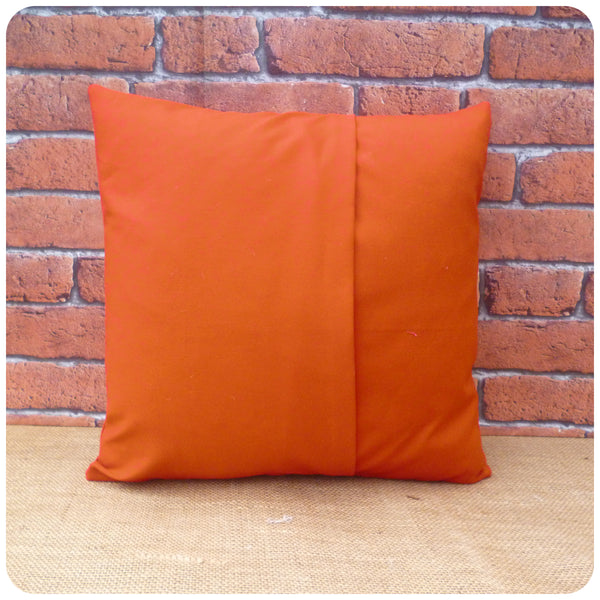 Autumn Leaves Cushion