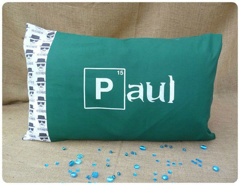 Heisenberg Pillow Case – Auntie's Attic