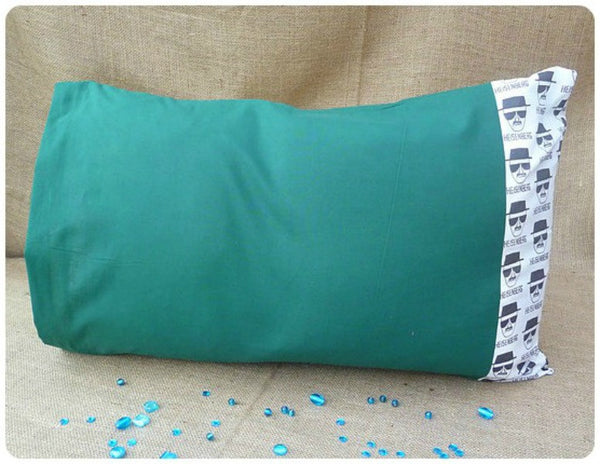Heisenberg Pillow Case