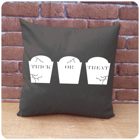 Halloween Gravestones Cushion