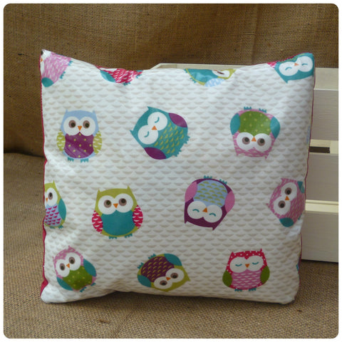 Owl Garden Cushion