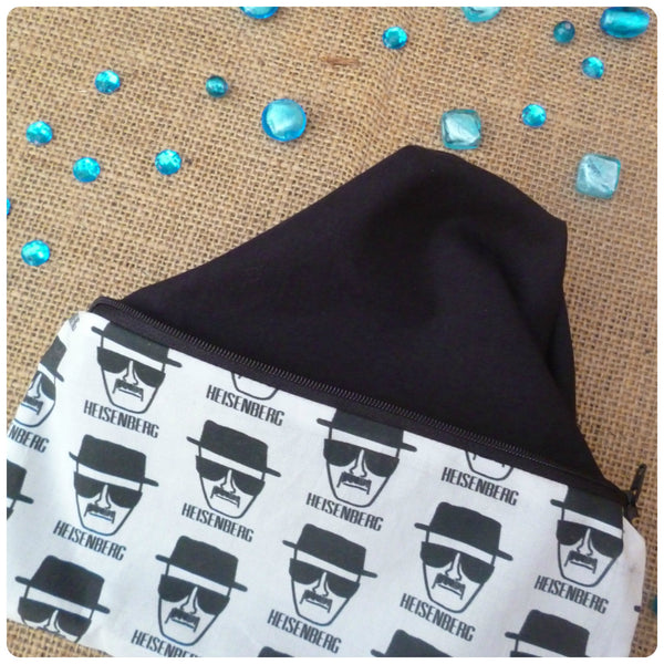 Heisenberg Pencil Case (Can be Personalised)