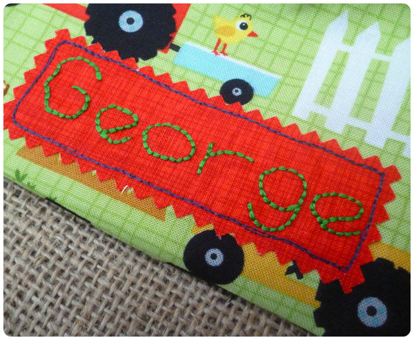 On The Farm Pencil Case (Can be Personalised)