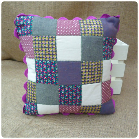 Quilted Cuties Cushion