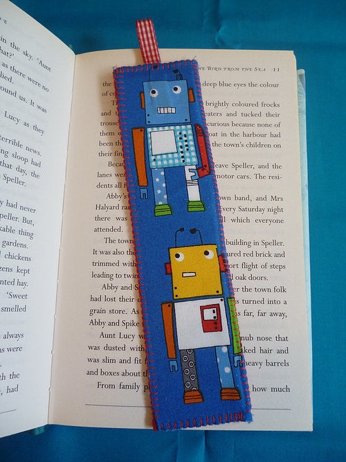 Robot Bookmark