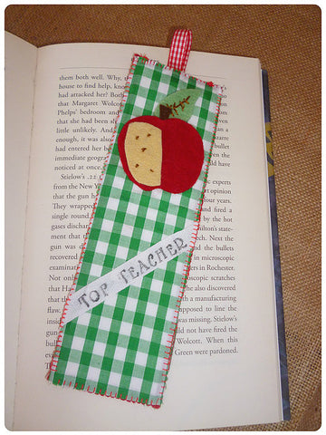 Top Teacher Bookmark