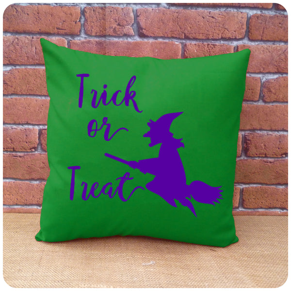 Halloween Witch Cushion