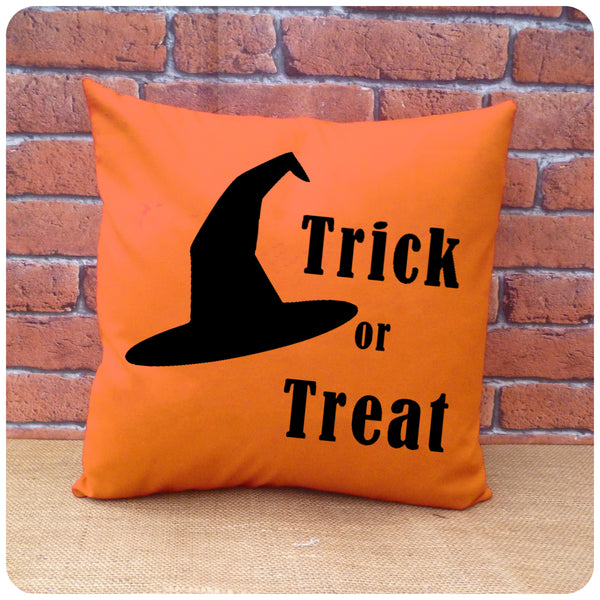 Halloween Witch Hat Cushion