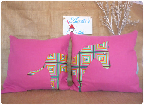 Zebra Pair Cushion