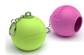 Doggee Dog Poop Bag Holder Keyring by Bagee