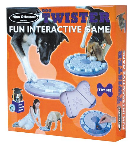 Nina Ottosson Twister Fun Dog Game