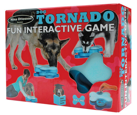 Nina Ottosson Tornado Interactive Dog Game