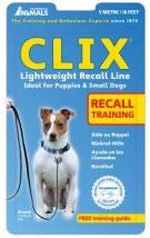 CLIX Lightweight Recall Line from Company of Animals