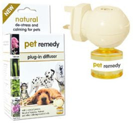 Pet Remedy Natural De-stressing and Calming Diffuser