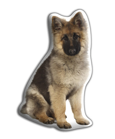 German Shepherd Adorable Cushion
