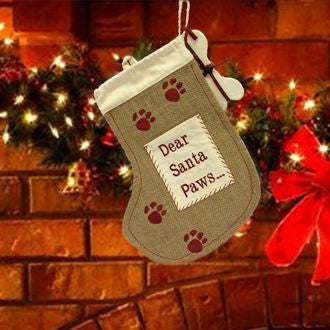 Reg and Ruby Christmas Stocking for your Dog