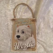Little Paws Westie Dangler