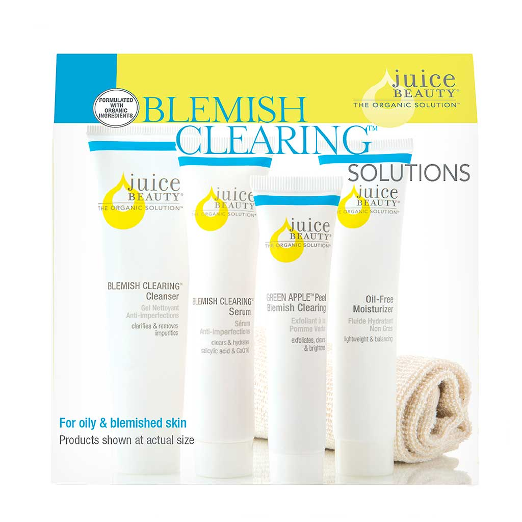 Blemish Clearing Solutions Kit