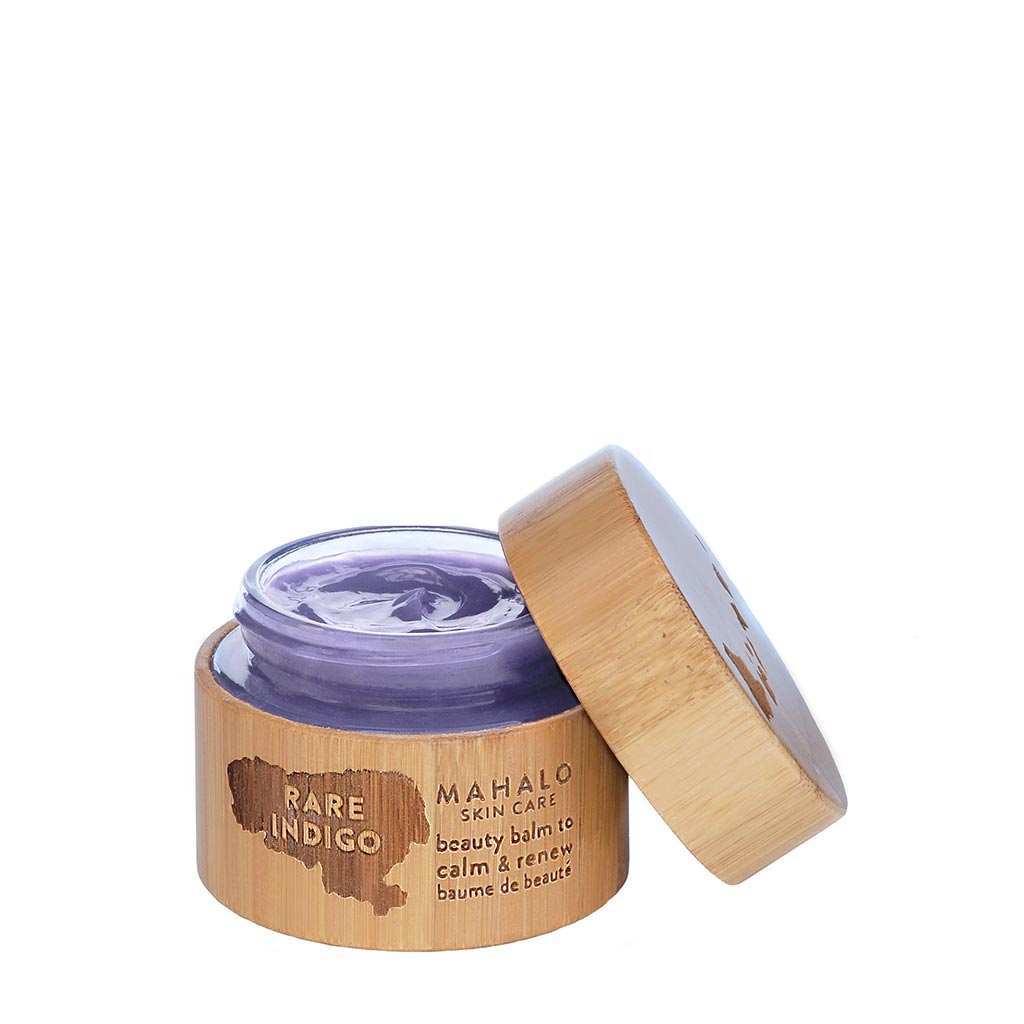 The Rare Indigo Beauty Balm