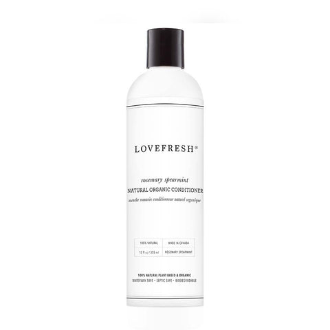Lovefresh Rosemary Spearmint Conditioner