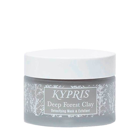 Deep Forest Clay- Detox-Mask