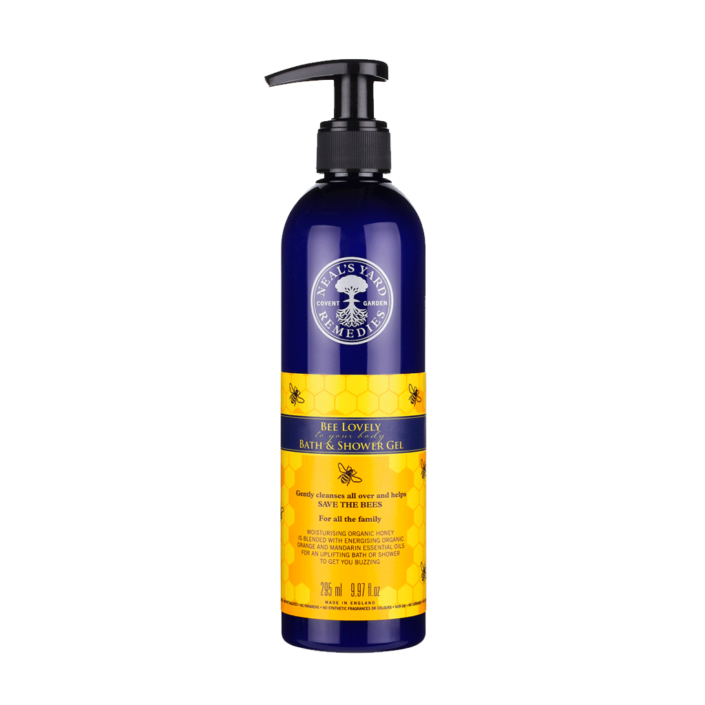 Bee Lovely Bath & Shower Gel bade