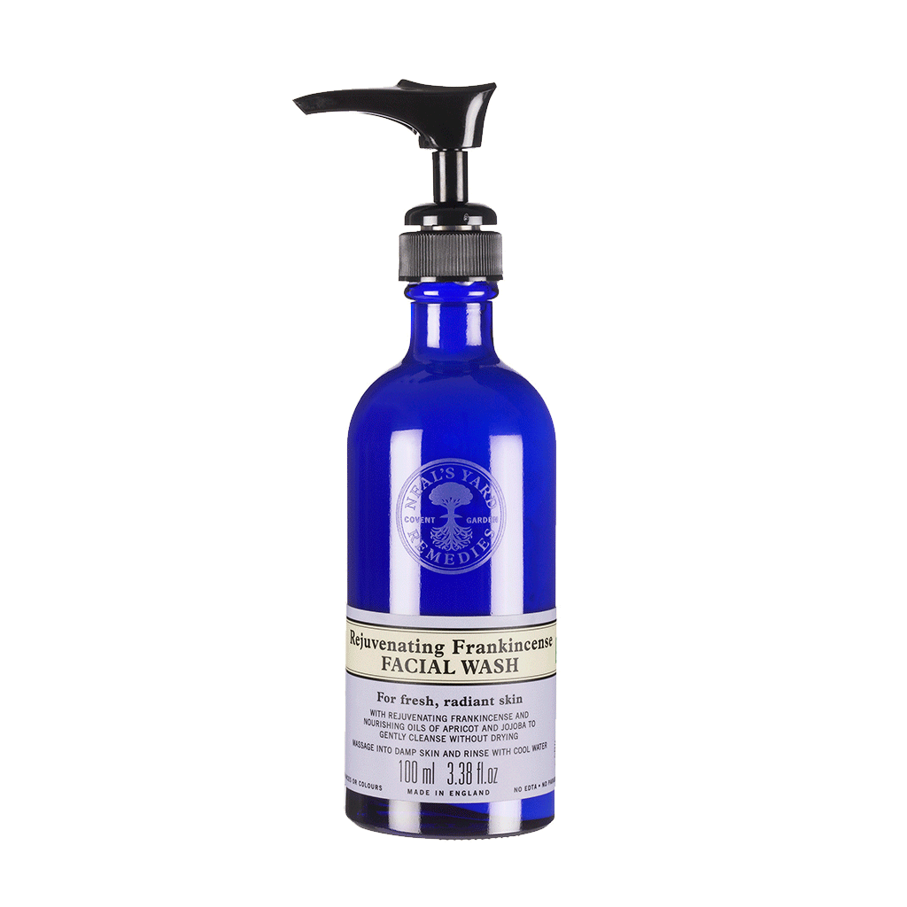 Frankincense Facial Wash