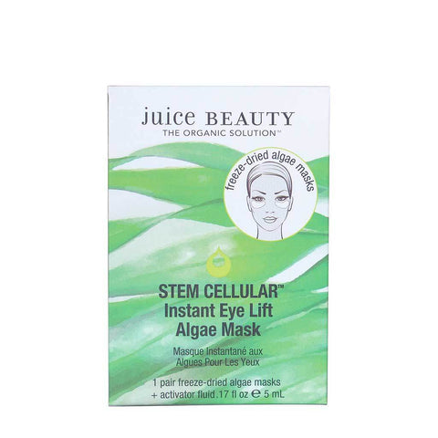Stem Cellular Instant Eye Lift Algae Mask Øjenmaske